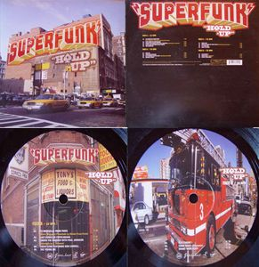 Front / Back / Records de Hold Up / Superfunk