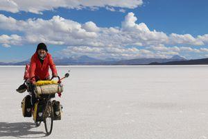 Entre sel et ciel - Salar de Coïpasa - Bolivie - juillet 2016