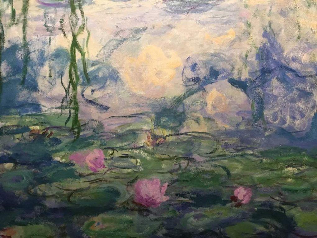 Nymphéas, 1916-1919