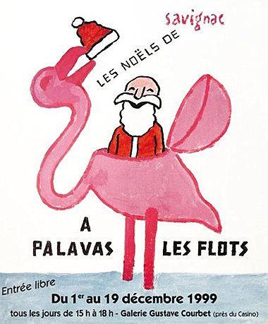 PUBLICITES :  LES GRANDS  NOMS  DE  L'AFFICHE...   Raymond SAVIGNAC.  (PARTIE 1)