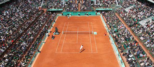 France Télévisions au coeur de Roland-Garros