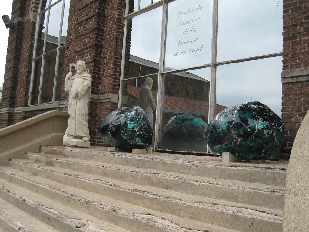 Album - Statue du Moine GOBAN implantée au Centre