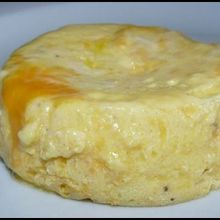 Oeufs aux 2 fromages