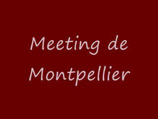 Meeting FDG de Montpellier, côté peuple