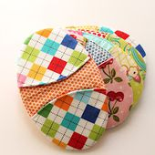 Miss Mary Sewing Classes: TUTORIAL - Easter Pot Holder