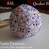 Album : Quaker Ball en Points Fantaisie - Chez Mamigoz
