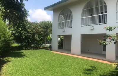 LOCATION VILLA DUPLEX  COCODY