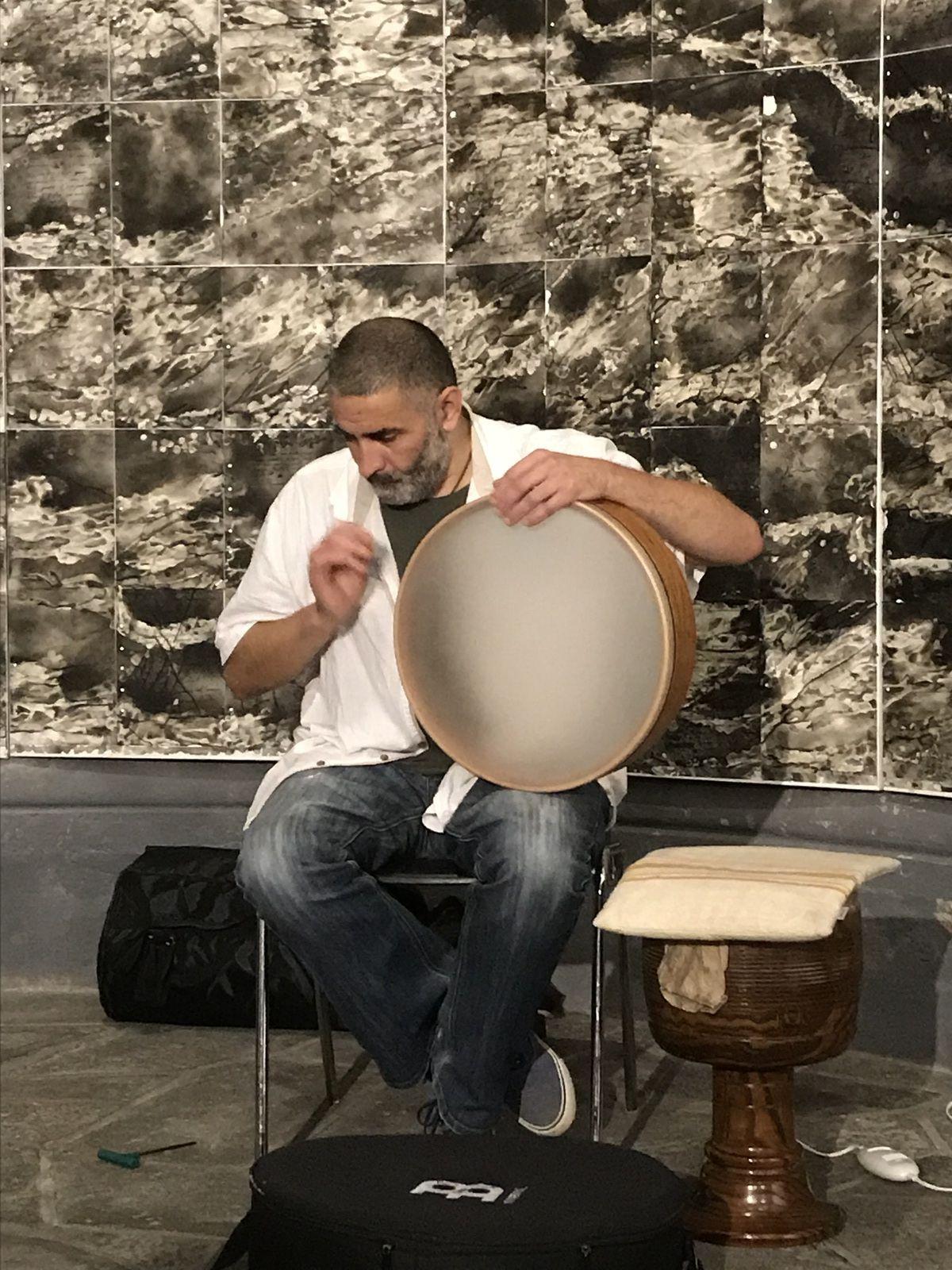 Concert du duo Escales au Musée d'Auvergne