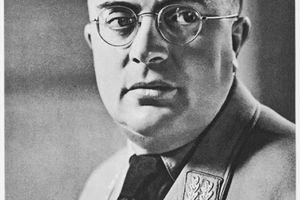 Portrait of Gauleiter Otto Hellmuth