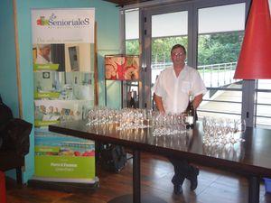 Dégustation Vino Passion- Les Senioriales - Restaurant Suelta Verde.