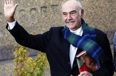 L'icône de James Bond, Sir Sean Connery, meurt à 90 ans