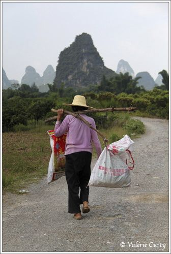 Photographies de Yangshuo