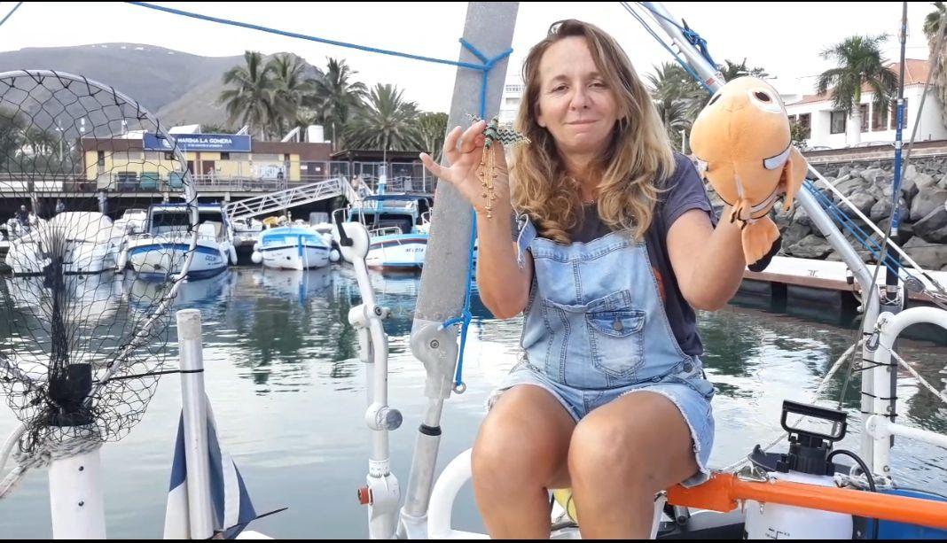 Nemo, Manu et moi, nous vous faisons de gros bisous!