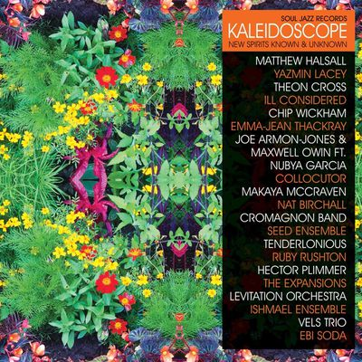 Various artists - Kaleidoscope : New Spirits Known and Unknown