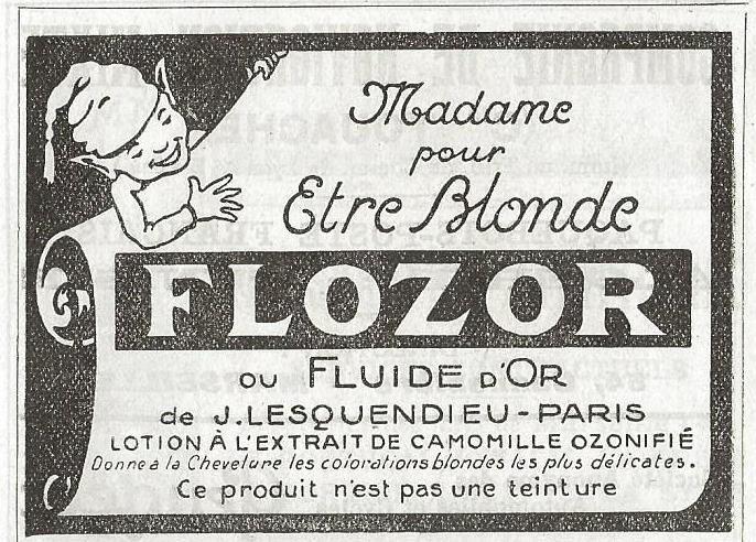 Publicités.