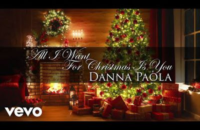 Danna Paola - All I Want For Christmas Is You