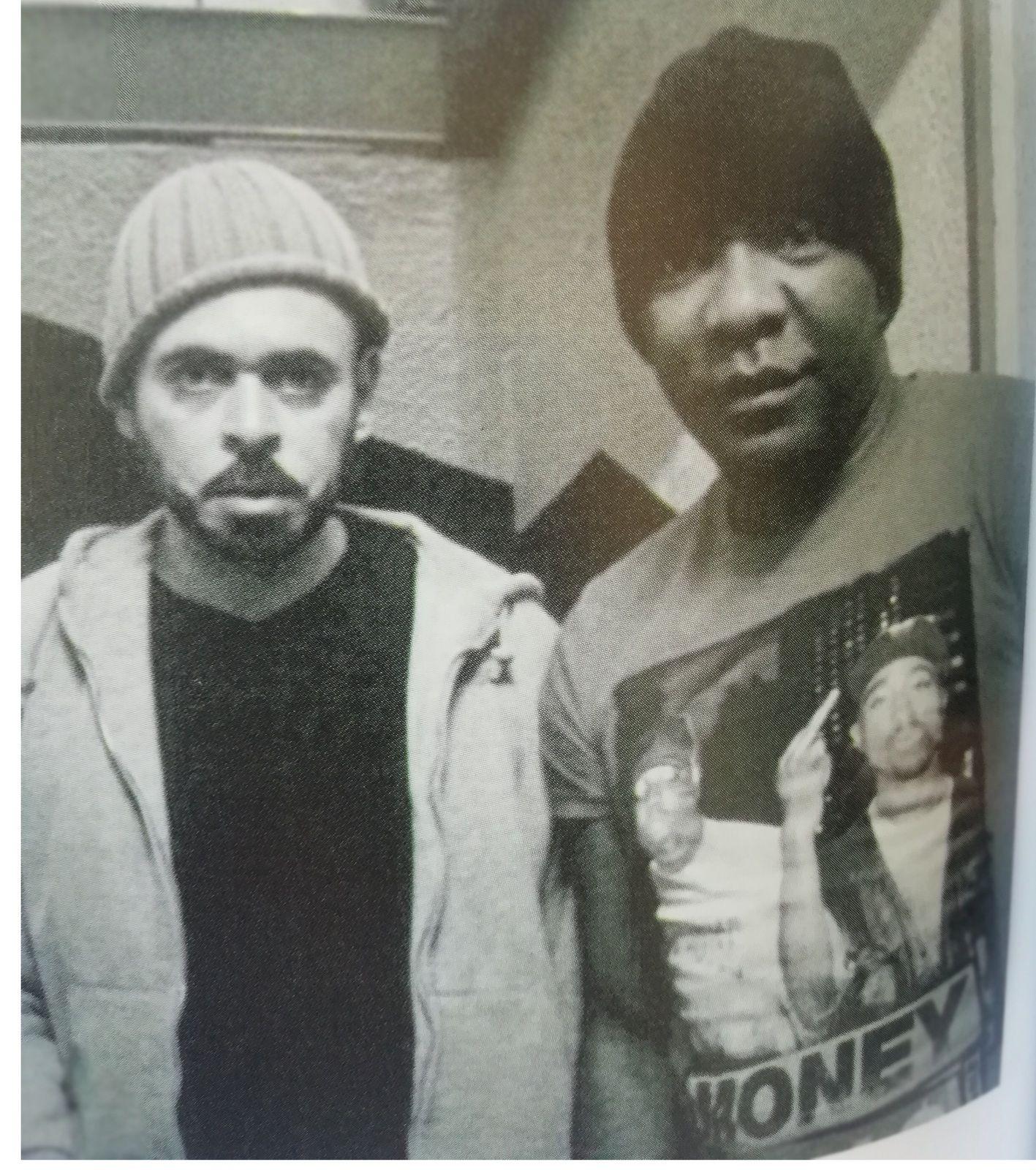 Rocé et Manu Key (2013) - Les liens sacrés - le rap c'était mieux avant