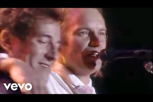 Sting, Bruce Springsteen - Every Breath You Take