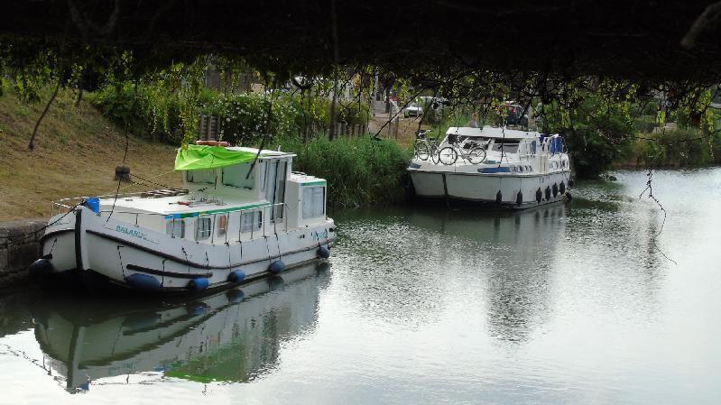 Juillet 2016 - Balade dans le département de l'Hérault