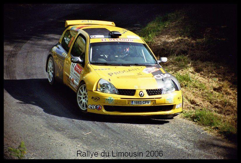 Anciens rallyes