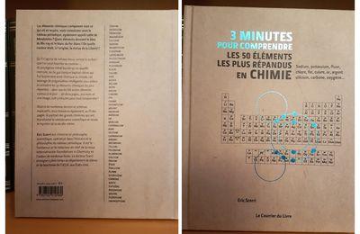 3 MINUTES POUR COMPRENDRE - Les 50 éléments les plus répandus en #CHIMIE