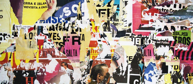 Collages et créativité contestataire
