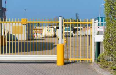 How Swing Gates Can Protect You