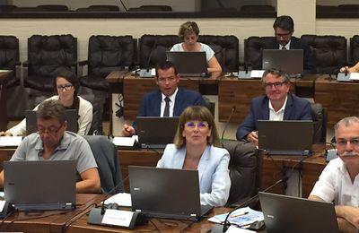 [Conseil Départemental] Les dossiers du canton de Saint-Affrique lors de la session du 28 novembre 2016