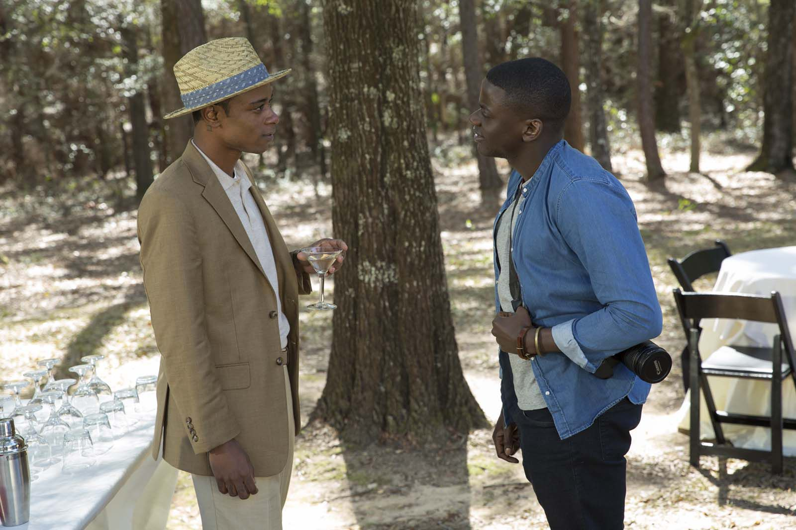 Get Out: Daniel Kaluuya, Lakeith Stanfield