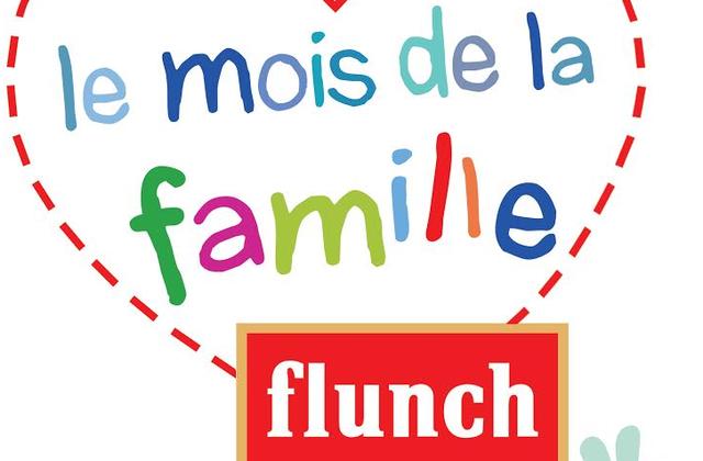 [Communiqué] Le « mois de la famille » chez Flunch, c'est jusqu'au 5 février (gagnant : édit du 09/02)