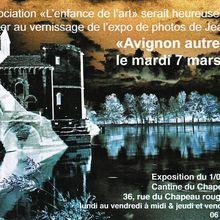 Et toujours en cours jusqu'au 15 avril... EXPOSITION-VENTE de Photographies de Jean Robin au bénéfice de la petite WIAM, 2 ans.