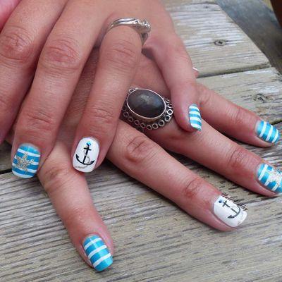 Nail art: Alacquir