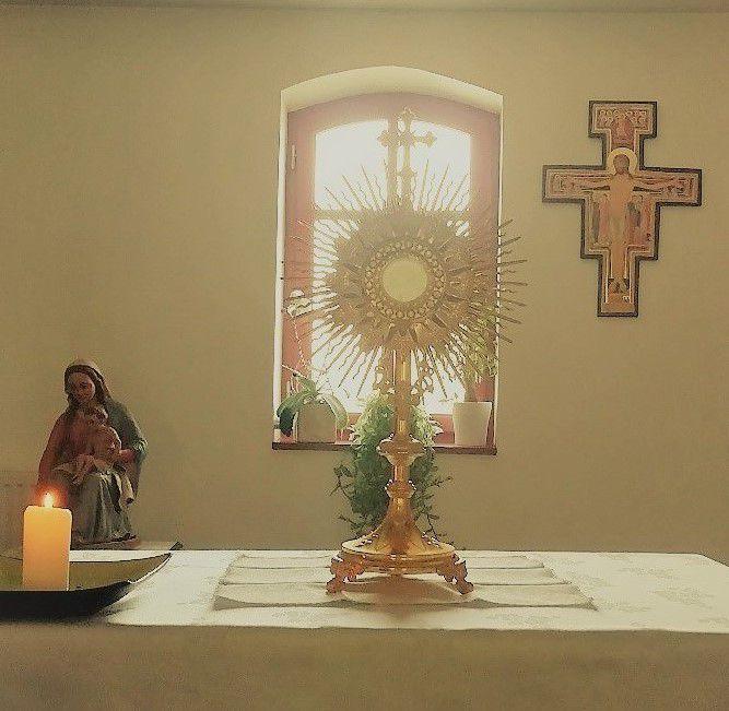 """""""Sous ta protection ,nous cherchons refuge, sainte Mère de Dieu.»"""