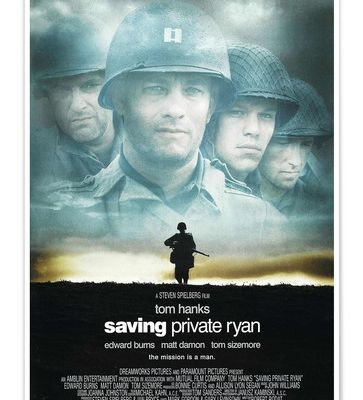 Il faut sauver le soldat Ryan. Saving Private Ryan. De Steven Spielberg.