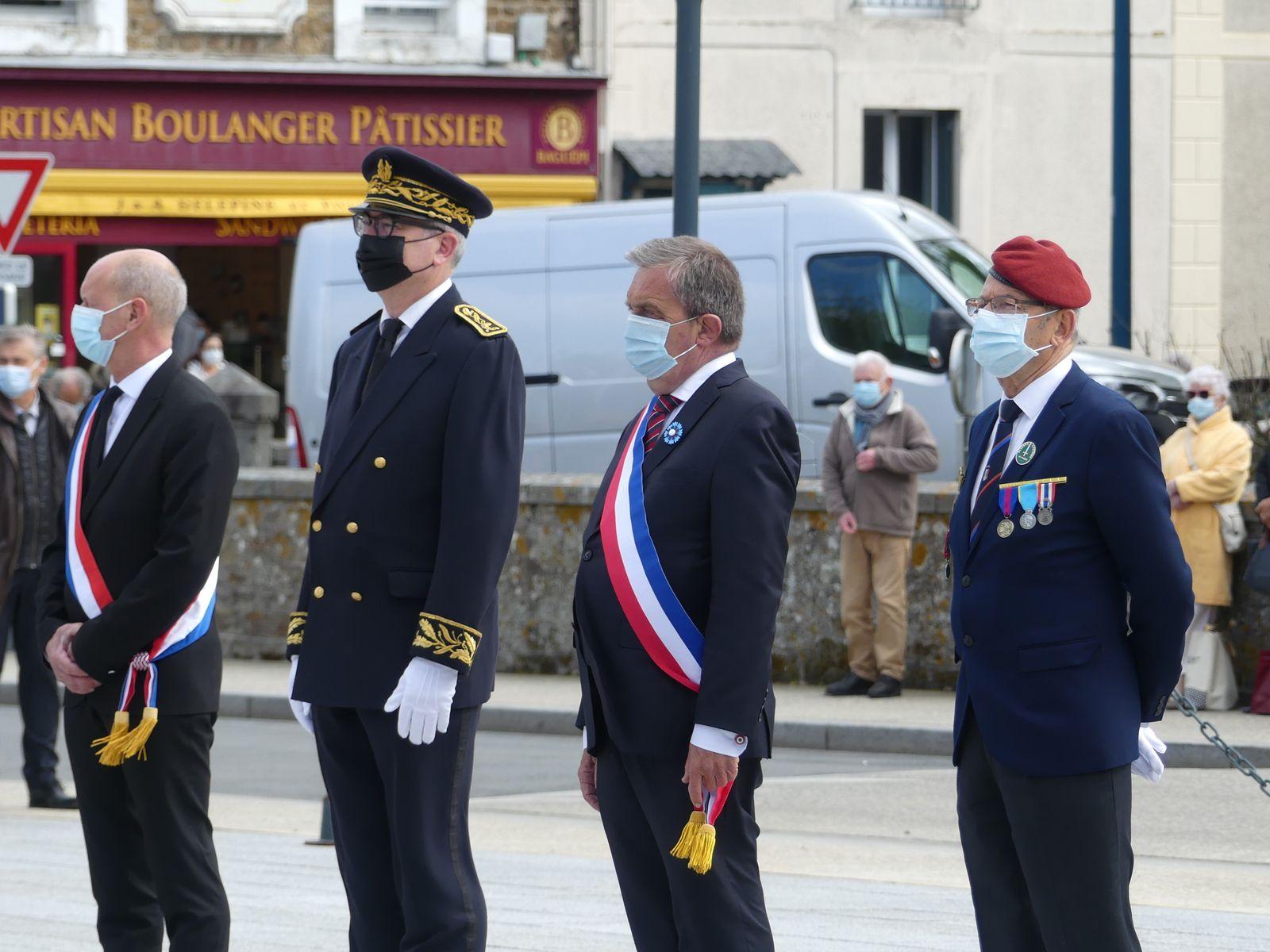 76ème commémoration du 8 Mai à St Malo