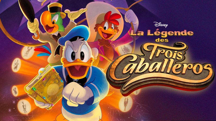 Donald de retour dans la série d'animation « La légende des trois Caballeros » dès ce mercredi sur Disney Channel
