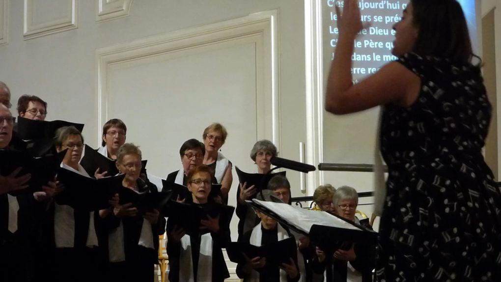 Veillée de l'Avent à Neuf-Brisach en chansons