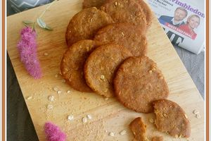 Cookies gingembre mélasse