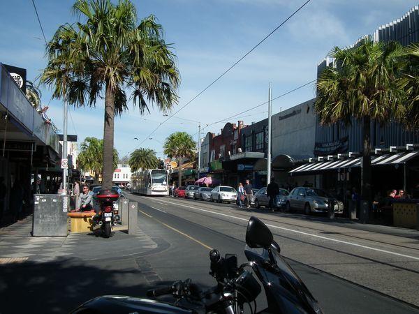 Retour en Australie pour 3 mois - 1ère semaine à Melbourne