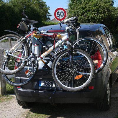 De Saint-Malo à Saint-Brévin... à bicyclette.