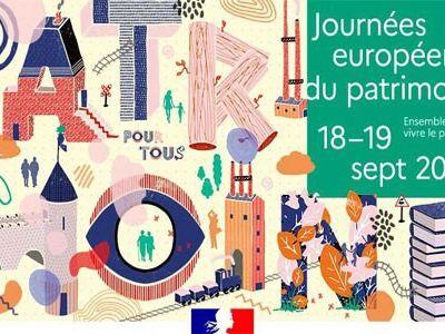 Journées du Patrimoine à St Germain en Laye 2021