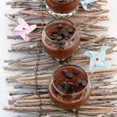 Crèmes au chocolat express, Bio, sans oeufs, gluten, fruits à coque.... - Allergique Gourmand