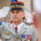 """Général Burkhard : """" Le soldat qui meurt pour son pays ne tombe jamais pour rien """""""