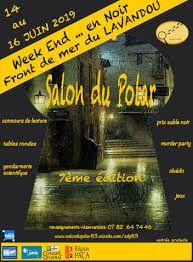 Salon du Polar du Lavandou 83 / A vos agendas !