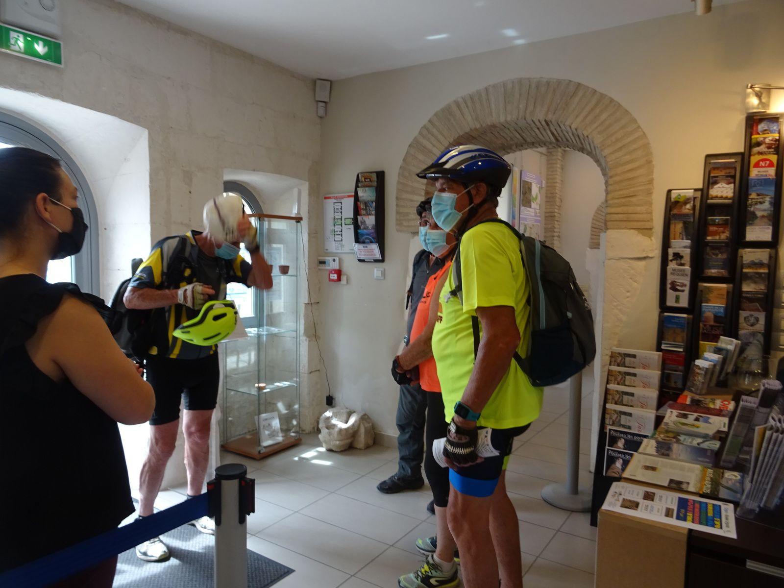 2021-06-04 A Vélo autour d'Orgon - 42,7 km