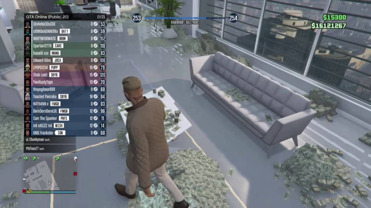 Does Your Gta 5 Online Money Generator Xbox 360 Pass The Test? 7 Things You Can Improve On Today
