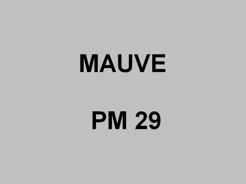 MAUVE  PM29 ,  Vedettes des affaires maritimes dans le port de Marseille