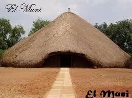 Imágenes de Namugongo, a las afueras de la capital ugandesa, Kampala.- El Muni.