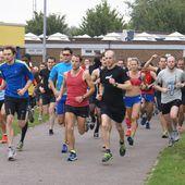 Mile End ParkRun (13.09.2014). Consueto appuntamento al Parkrun di Mile End Park - Ultramaratone, maratone e dintorni