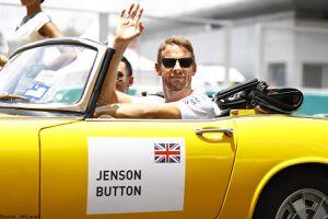 """Button : """"Il aurait été inutile de rouler à Bahreïn"""""""